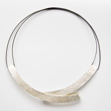 Reiko Ishiyama silver necklace