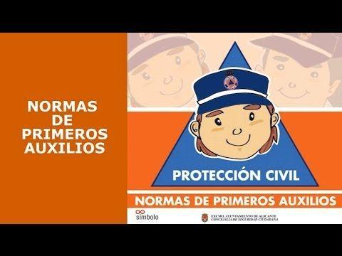 Normas Primeros Auxilios - Protección Civil- Ayuntamiento Alicante