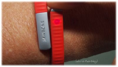 Jawbone Up24: nettes Gadget als Lifestyle-Armband | Chris-Ta´s Blog #fitnessarmband #jawboneup24 #gadget #lifestyle
