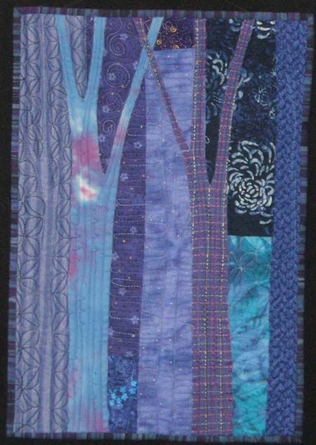 965 Best Pictorial Quilts Trees Images On Pinterest