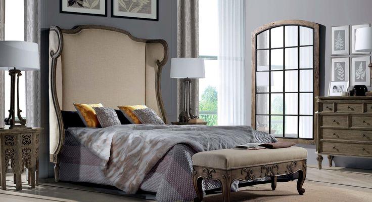 Cabecero vintage dauphine de mbar muebles nueva for Replicas de muebles