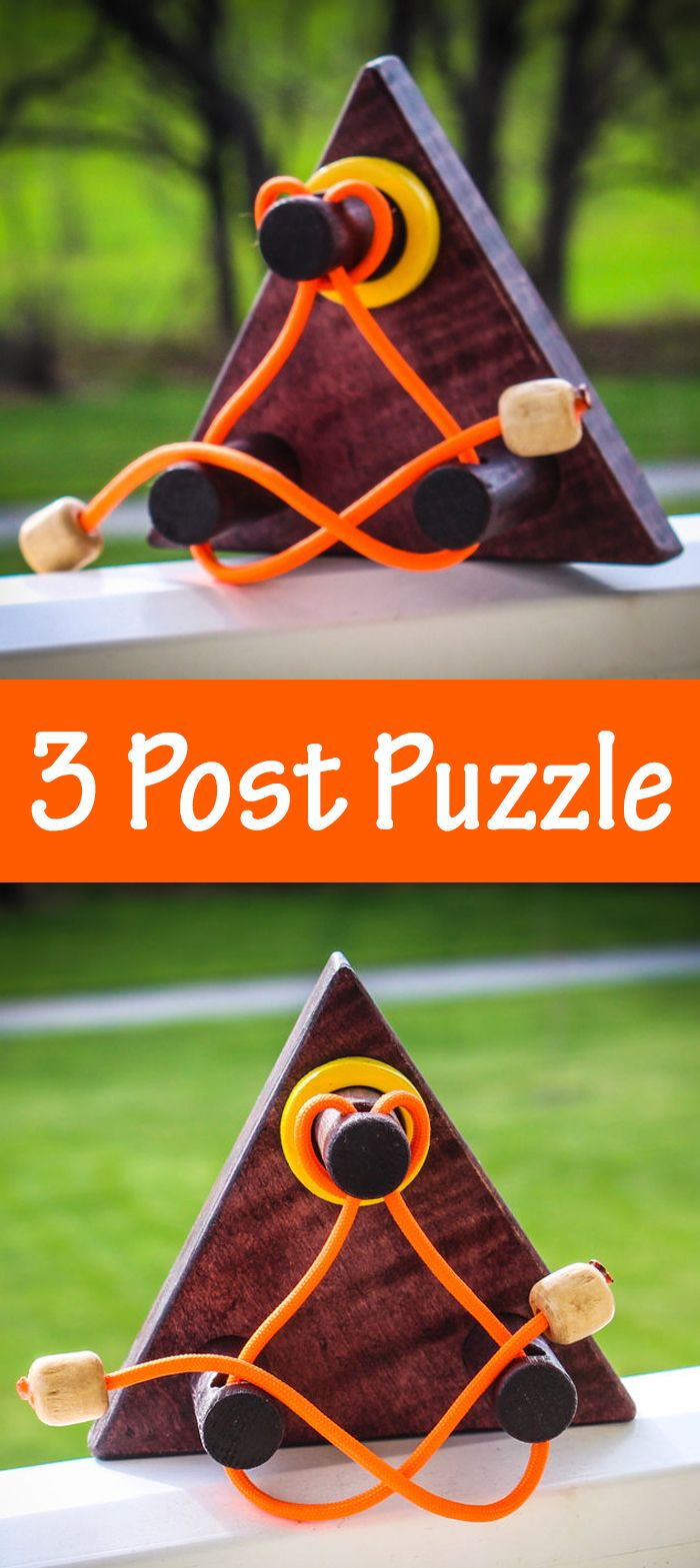 This is a fun puzzle that is pretty easy to make and super fun to solve!