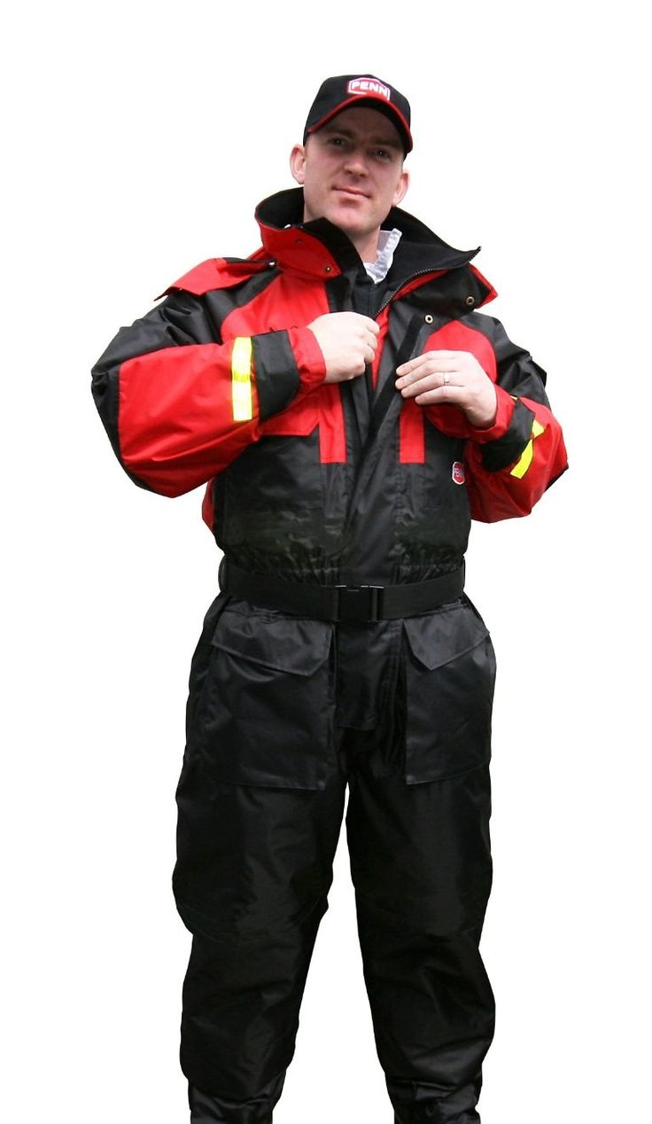 Penn Waveblaster Flotation Suit