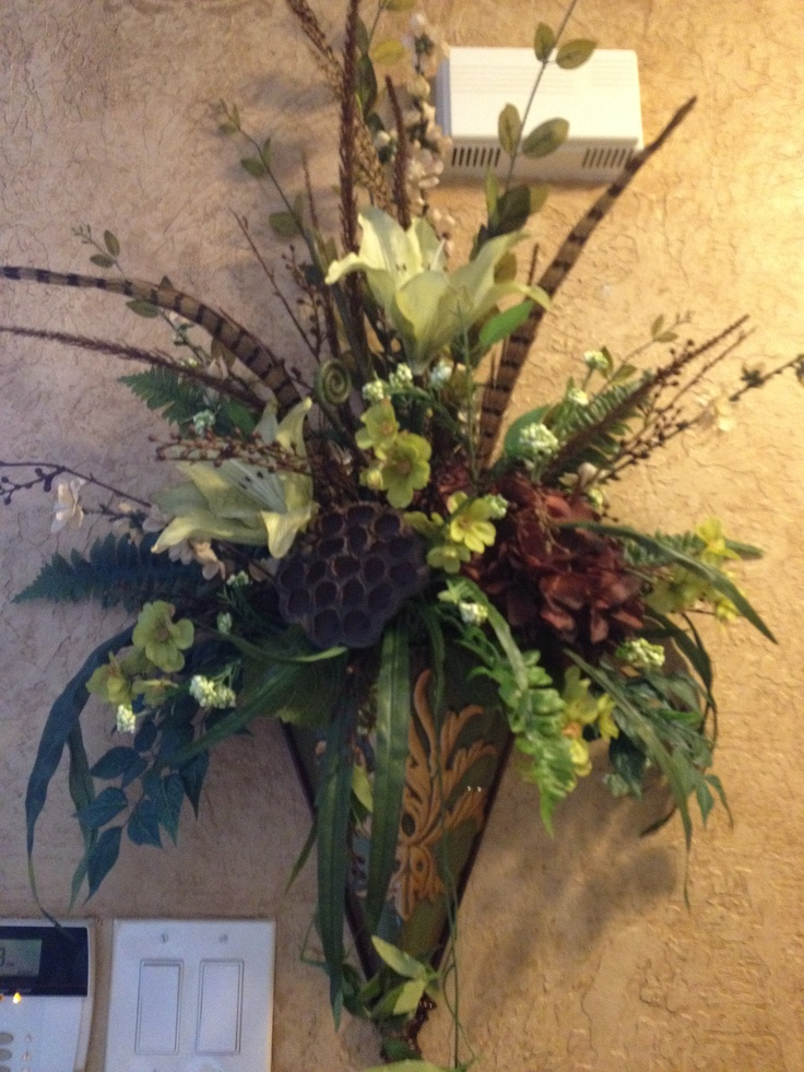 35 Best Images About Tuscan Flower Arrangements On