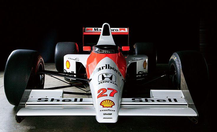 1990/McLaren Honda MP4/5B..