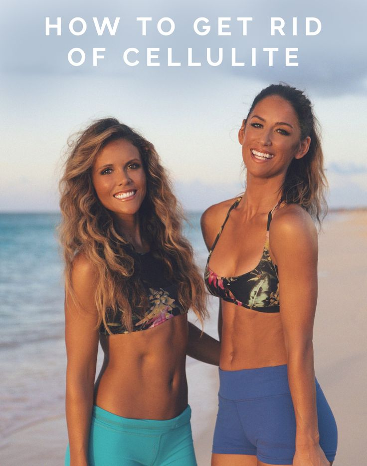 More than 90% of women have cellulite! It's totally normal! Over the past few years, both Karena and I have learned some amazing ways to help lessen and even get rid of cellulite.