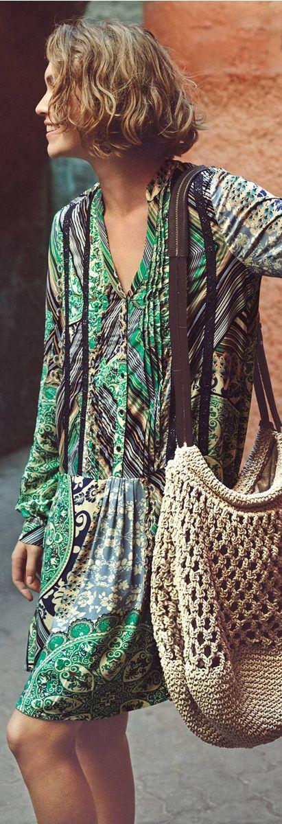 Anthropologie Caviana Shirtdress