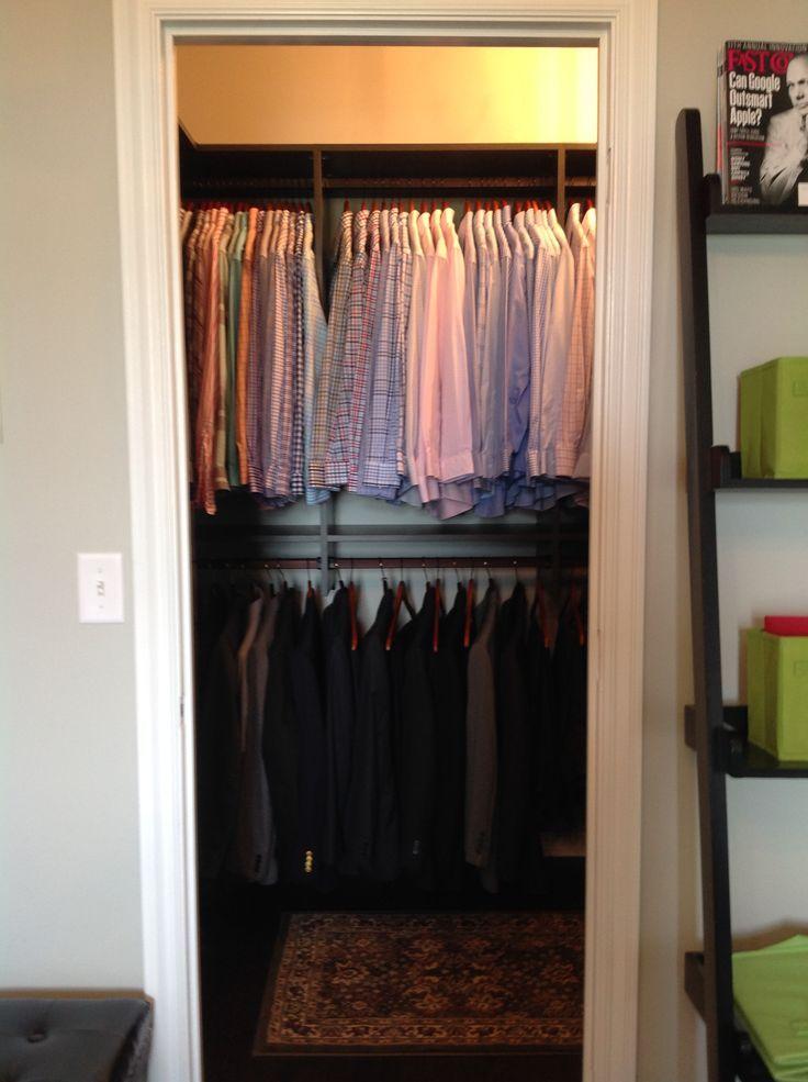 Milano Grey Walk In Closet By Designer Julie Bross, California Closets Ohio