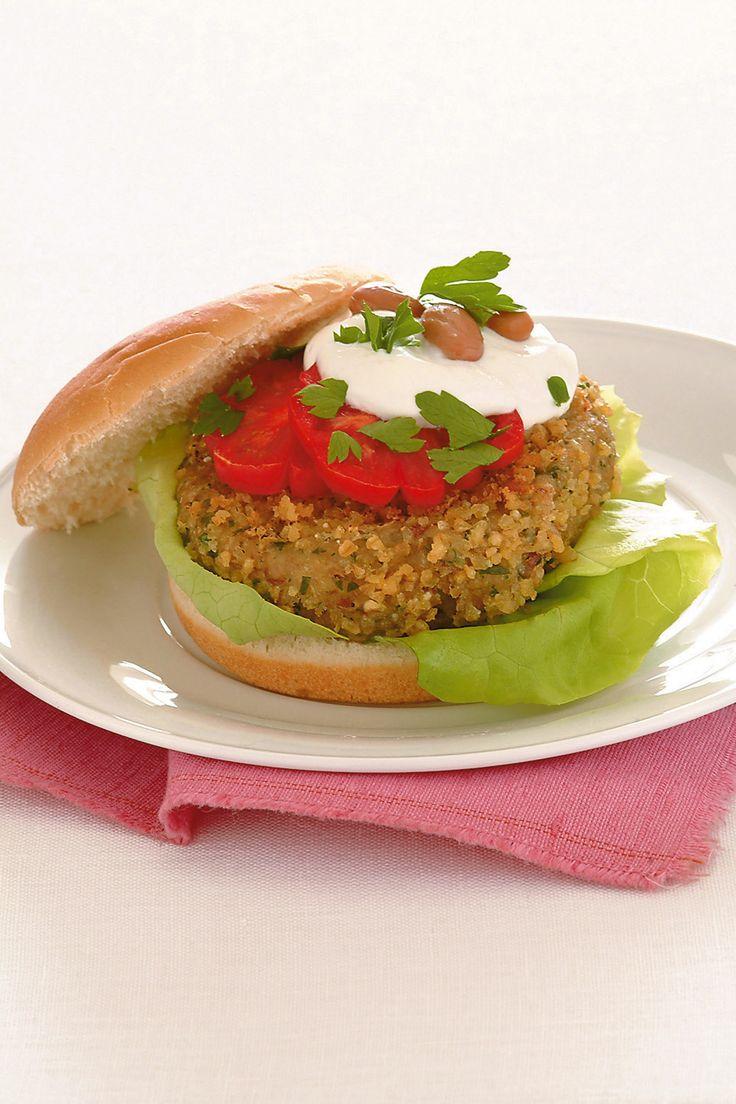 Hamburger di bulgur : Scopri come preparare questa deliziosa ricetta. Facile…