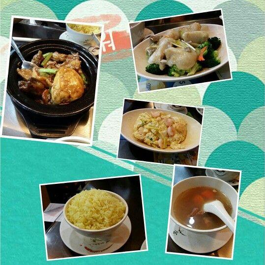 食晚餐 @ 文利餐廳