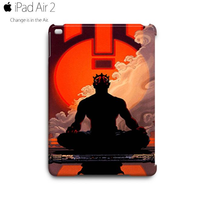 Darth Maul Meditation Chamber iPad Air 2 Case Cover Wrap Around