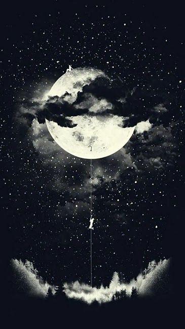 Aller sur la lune, ce n'est pas si loin. Le voyage le plus lointain, c'e…