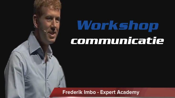 Workshop Communicatie