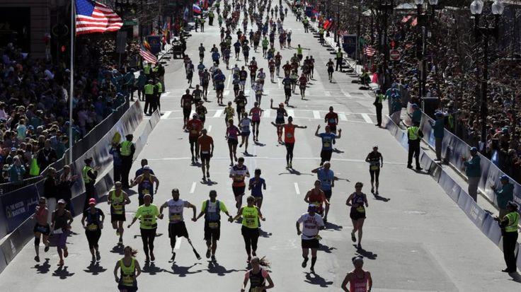 How much money do Boston Marathon runners bring to the local economy? Organizers say $192 million