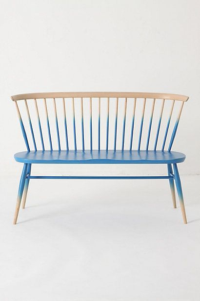 Windsor Love Seat #anthropologie