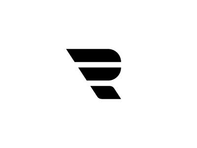 PR initials logo