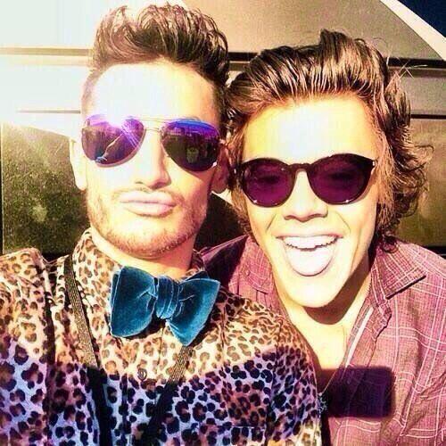 Harry Styles & Frankie J Grande