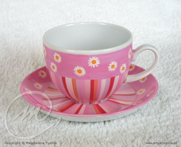 Filiżanka Flores - cup Flores