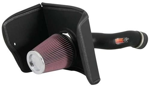 63-9031-1 K&N 63 Series AirCharger Cold Air Intake 2007-2011 Toyota Tundra