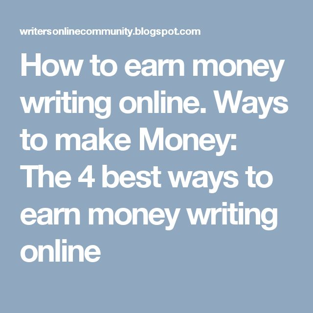 ways of earning pocket money essay 525 words essay on earning money article shared by in theory think of the jingle of money in your pocket it makes good music you can look out for other ways of making money it is not difficult.