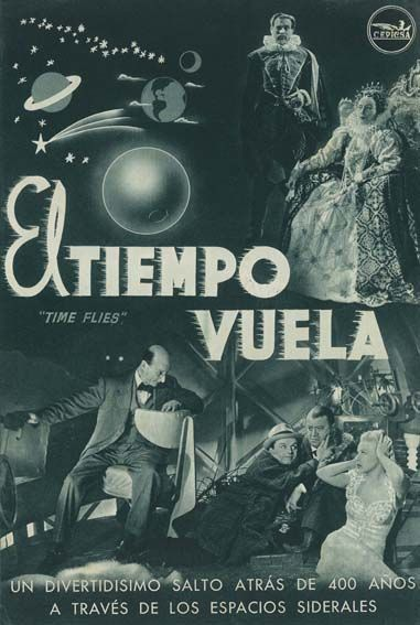 """El tiempo vuela (1944) """"Time Flies"""" de Walter Forde - tt0037380"""