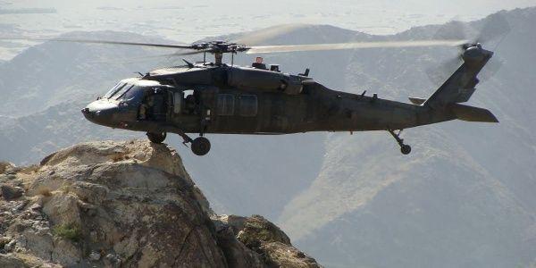 Κτυπήθηκε μεταφορικό ελικόπτερο S-70 του τουρκικού Στρατού από αμερικανικό βλήμα