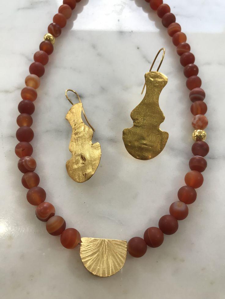Agathe Necklace
