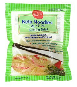 Noodles, Dr. oz and Kelp noodles on Pinterest