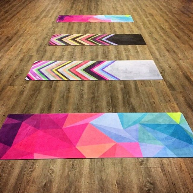 Yoga Design Lab yoga mats <3