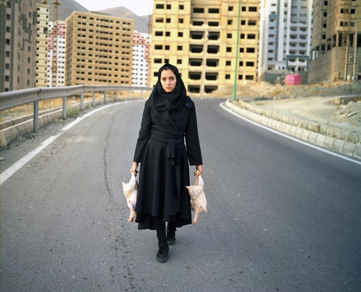 Newsha Tavakolian Photography
