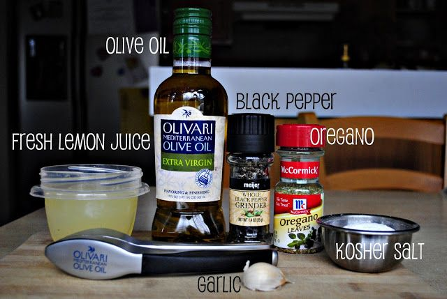 how to make greek dressing from scratch