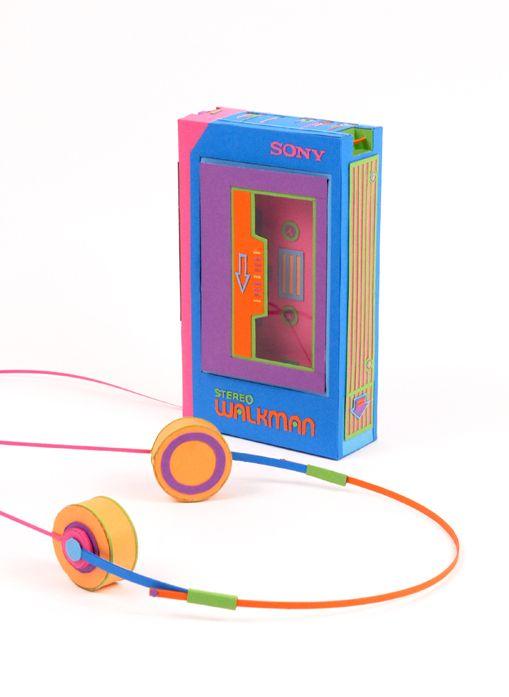 Zim & Zou - Back to Basics Tiphaine-illustration   #Walkman