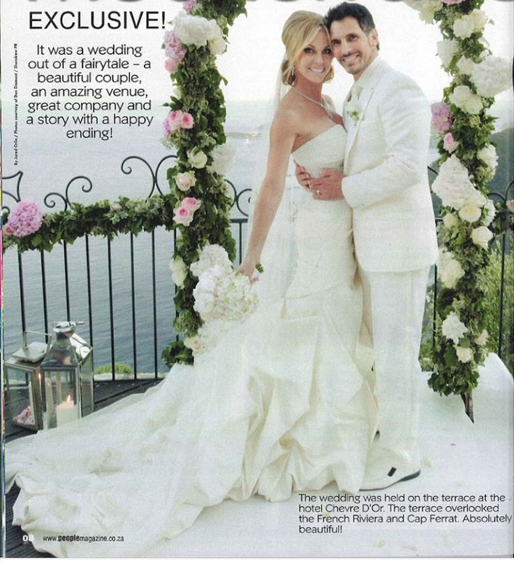 Ana Ivanovic Wedding Dress Designer