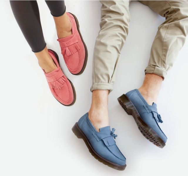 Doc Marten's loafers