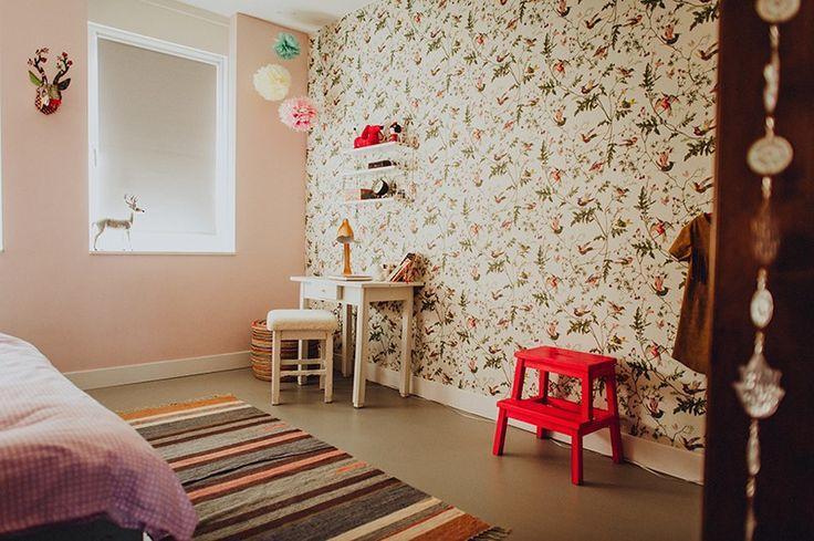 Styling en kleuradvies kinderkamer- Je Ideale Huis/ fotografie Sjoerd Booij