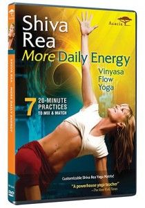 If you're looking for a tough yoga DVD that allows you to truly customize your practice, look no further!