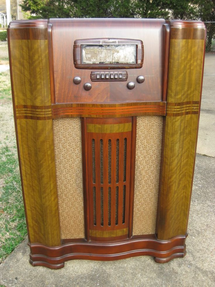 Farnsworth Radio Craigslist Antique Archives Pinterest