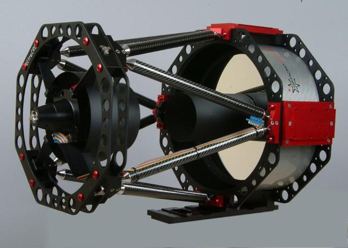 das wär mal ein anständiges Teleskop :-)