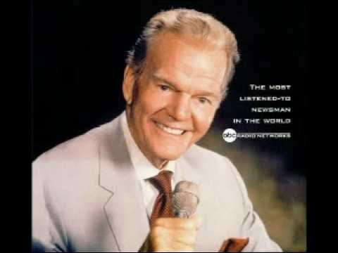 paul harvey rest of the story dr dodgson