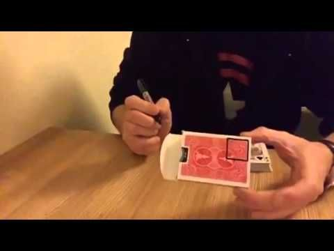 """""""LITTLE DOOR TUTORIAL """" TUTO MAGIE - CARD TRICK REVEALED - CARD TRICK EXPLAINED - MAGIC REVEALED - YouTube"""
