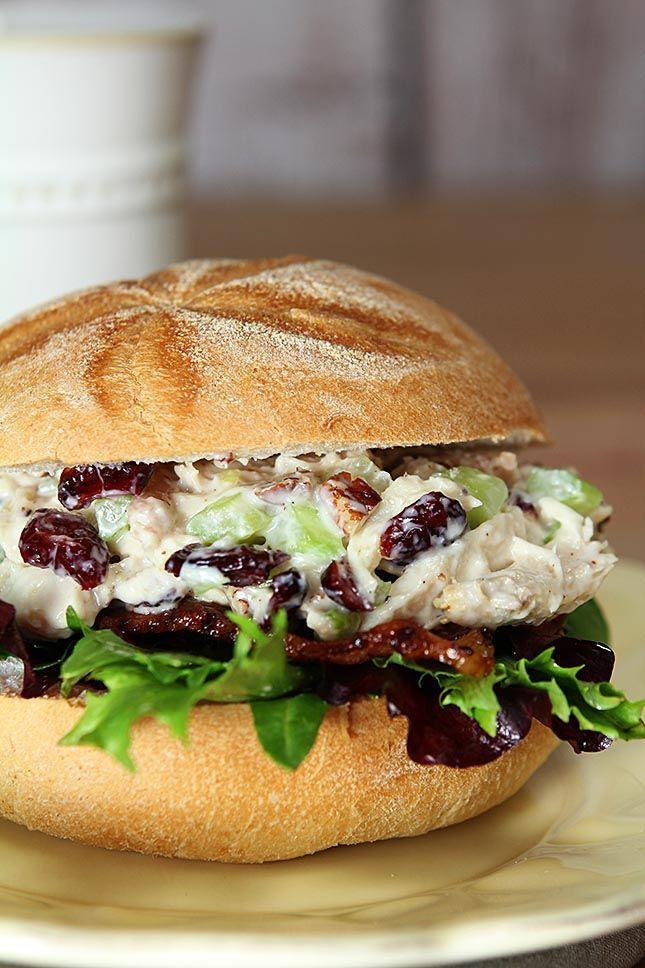 Marshall Field's Chicken Salad from Creative-Culinary.com