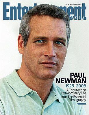 Paul Newman :)