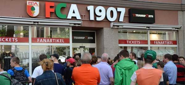 WWK (SGL) Arena - FC Augsburg Guide | Football Tripper