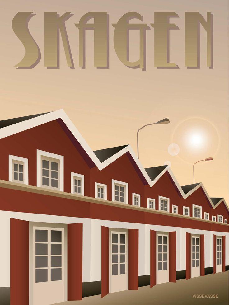 SKAGEN - Havnen