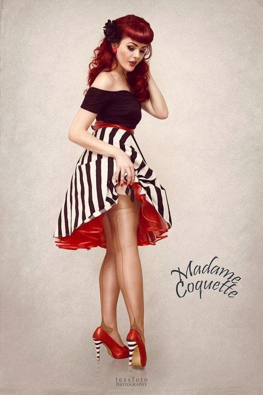 Modern pin up clothes images galleries with a bite - Pin up style ...