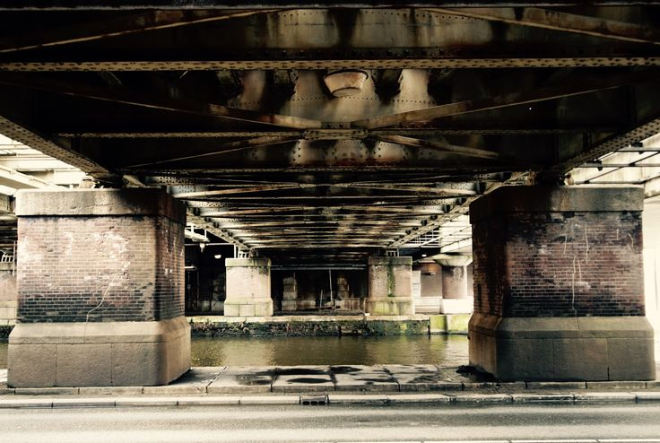 Under the Bridge!