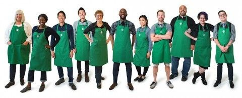 Fedoras? Yes. Bright plaids? No. The meaning of Starbucks' new employee dress code - The Washington Post