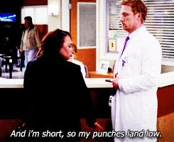 I love Dr. Bailey.