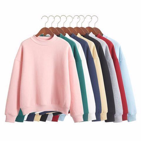 Pastel Pullover - T-Shirt - Online Aesthetic Shop - 1