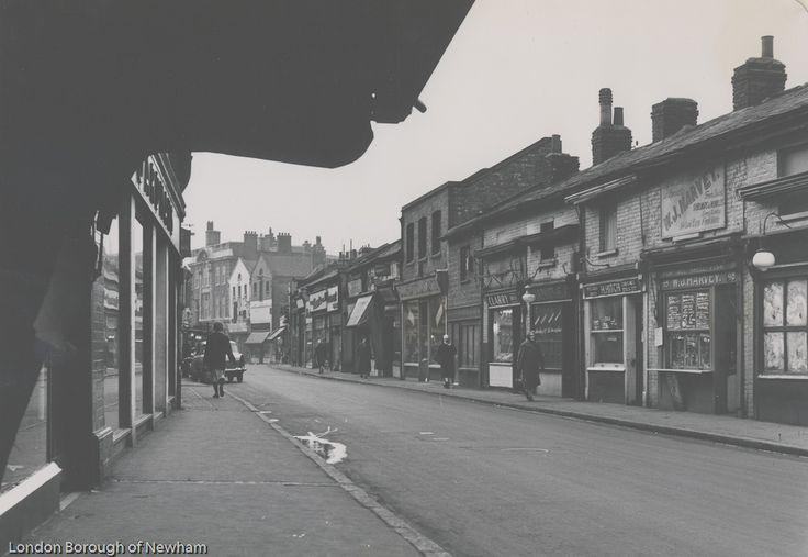 Angel Lane 1964